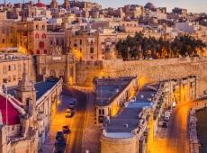 Jazykové kurzy na ostrove Malta